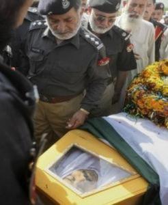 Phiến quân Pakistan tấn công cảnh sát