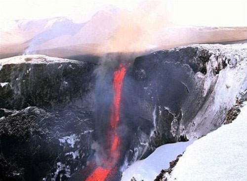 Siêu núi lửa Yellowstone: Ngày tận thế của trái đất?