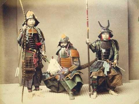 Sự thật tính huyền bí của các samurai
