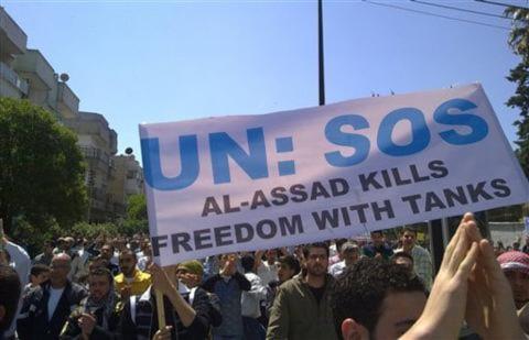 Tấn công và bắt bớ xảy ra thêm tại Syria