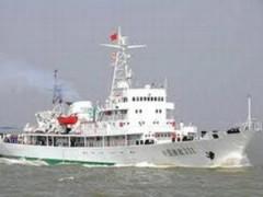 Tàu ngư chính TQ vi phạm chủ quyền Hoàng Sa của VN