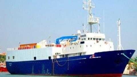 Tàu Trung Quốc cắt cáp thăm dò dầu khí của Việt Nam