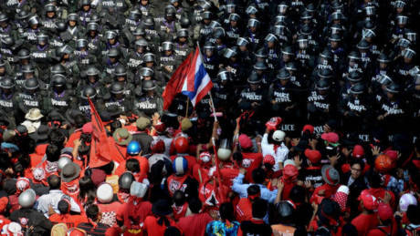 Thái Lan: Phe Áo Đỏ kỷ niệm ngày giải tán biểu tình