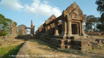 Thái, Campuchia đối thoại nhiều hơn về Preah Vihear