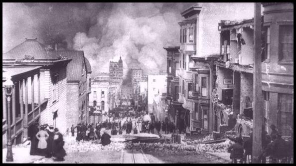 Thảm họa về động đất trong lời tiên tri của Nostradamus