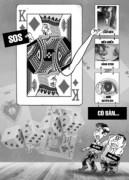 'Thần bài' tiết lộ thế giới bạc bịp