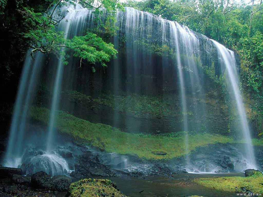 Thiên nhiên đẹp ngây ngất