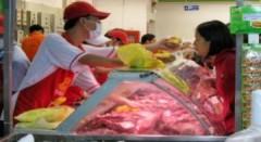 Thịt lợn, gà 'bình ổn' tăng 4.000-9.000 đồng một kg