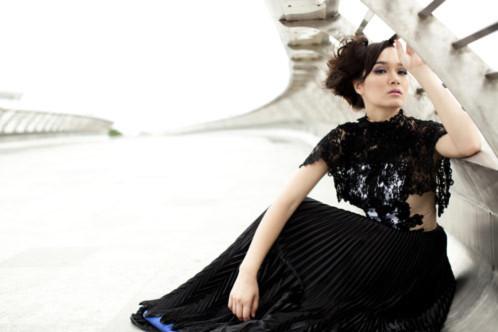 Sau khi đoạt danh hiệu Á hậu 2 cuộc thi HHTG Người Việt, Thúy Vy xuất hiện nhiều trên các tạp chí thời trang cũng như các hoạt động thời trang trong nước.