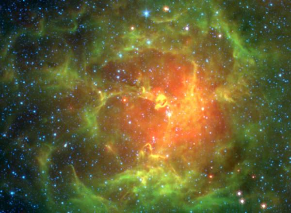 Tinh vân - vẻ đẹp huyền ảo của vũ trụ - Tin180.com (Ảnh 1)