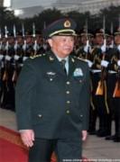 Tổng tham mưu trưởng Trung Quốc thăm Mỹ
