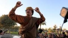 Tổng thống Gaddafi đã chấp nhận từ chức
