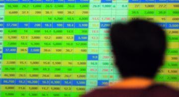 Vn-Index mất hơn 8 điểm