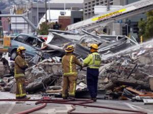 Xảy ra động đất mạnh tại New Zealand, Đài Loan