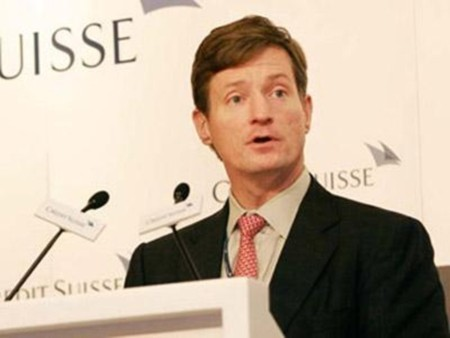 Ảnh: CEO của Credit Suisse (Chicago Booth)
