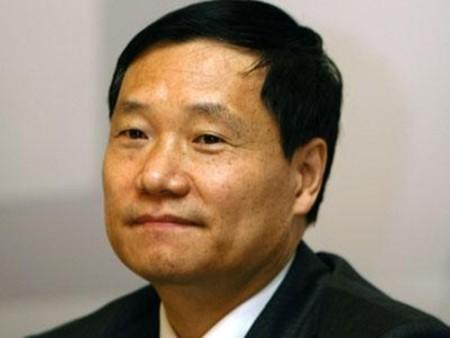 CEO của BOC Hong Kong.