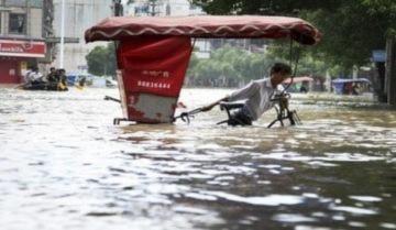 660 hồ chứa nước có nguy cơ vỡ tại Trung Quốc