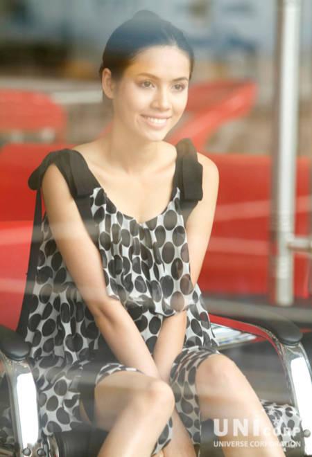 Tháng 9 tới, cô sẽ đại diện Việt Nam tham dự Miss Universe 2011.