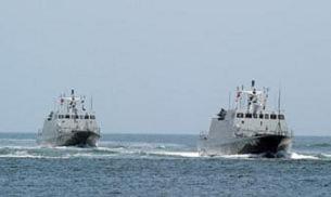 Đài Loan đưa tàu tên lửa đến Biển Đông