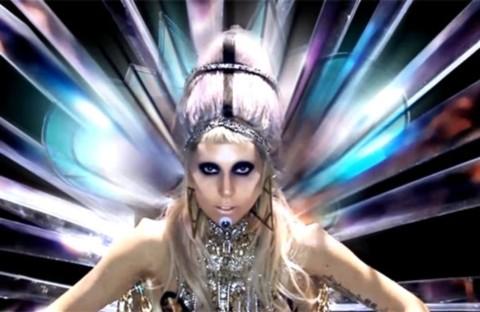 Nữ ca sĩ Lady Gaga. Ảnh: