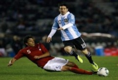 Argentina khởi động tưng bừng cho Copa Amerrica