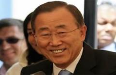 Ban Ki-moon tái đắc cử Tổng thư ký Liên Hợp Quốc