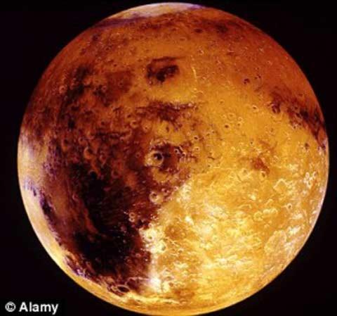 Các nhà khoc học chuyên nghiên cứu về hành tinh đã bắt đầu nghi ngờ rằng sao Hỏa đã từng có một đại dương vào cuối những năm 80 và 90