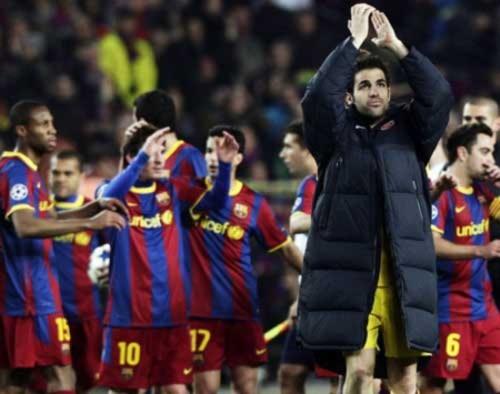 Barca - Fabregas: Có thực sự cần nhau?