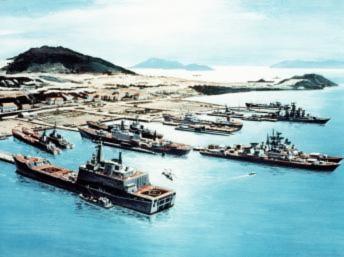Cảng Cam Ranh, lá bài chiến lược của Việt Nam để đối phó với hải quân Trung Quốc
