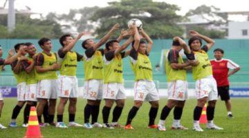Cầu thủ Việt Nam lạc quan trước trận gặp Macau