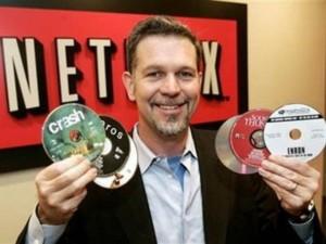CEO của Netflix gia nhập ban giám đốc Facebook
