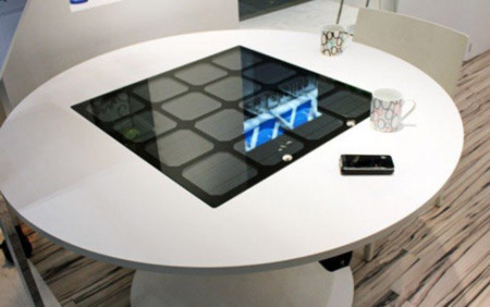 Chiếc bàn ma thuật đến từ tương lai
