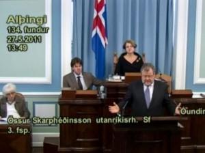 Chính phủ Iceland xin lỗi Pháp Luân Công vì đã đứng về phía chính quyền Trung Quốc