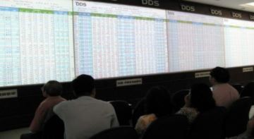 Cổ phiếu giá rẻ tiếp tục hút hàng