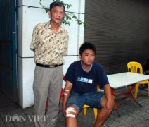 CSGT bị tố đánh người vi phạm tới nhập viện