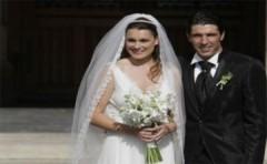 Đám cưới giản dị của thủ môn Buffon