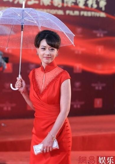 Diễn viên Châu Hải Mỵ.