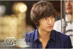 Fan choáng ngợp với vẻ đẹp của Lee Min Ho