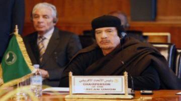 Gadhafi thề chiến đấu đến cùng
