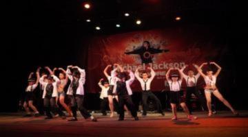 Giới trẻ HN cháy hết mình trong đêm nhạc M. Jackson