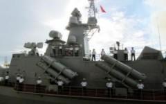 Hải quân Việt Nam thăm Trung Quốc