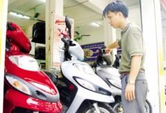 Hàng trăm triệu đồng 1 chiếc… xe máy!