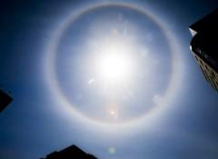 Hào quang mặt trời ở Trung Quốc