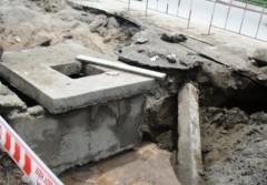 'Hố tử thần' xuất hiện giữa trung tâm TP Hà Nội