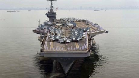 Hoa Kỳ tăng cường sự hiện diện quân sự tại Châu Á-Thái Bình Dương