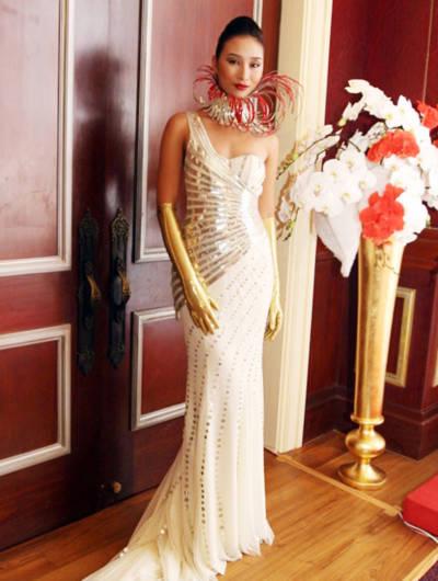Quán quân Vietnam's next top model 2010 - Huyền Trang