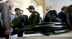 Iran triển khai tàu ngầm tại Biển Đỏ