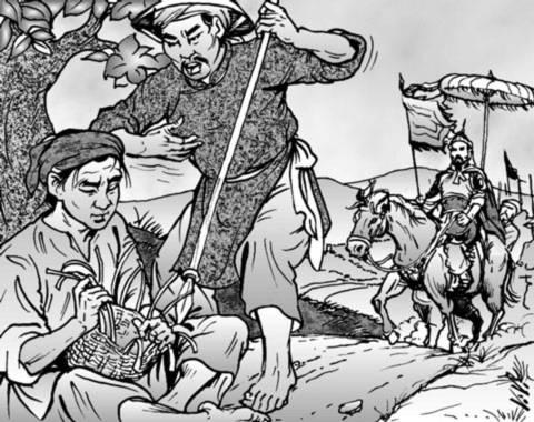 Khi người nông dân trở thành con rể của Hưng Đạo Vương