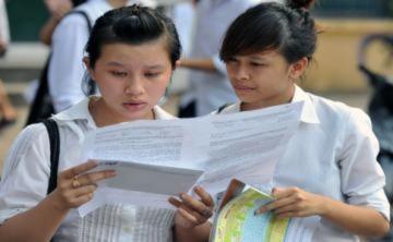 'Không cho phép chấm thi khác hướng dẫn của Bộ'