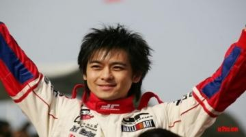 Lâm Chí Dĩnh từ bỏ đua xe vì gia đình